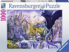 Ravensburger puzzel - Dragon Castle