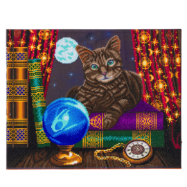 Crystal Art Kit - Fortune Teller - Lisa Parker