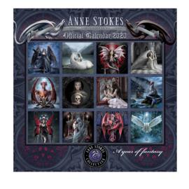Anne Stokes kalender 2020 - General Art
