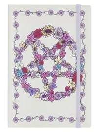 Notitieboek - Pastel Pentagram - A5