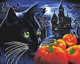 Diamond painting - Halloween Night - Craft Buddy ®