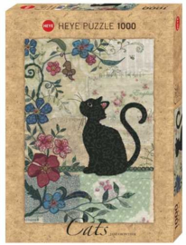 Puzzel - Cat & Mouse - Heye