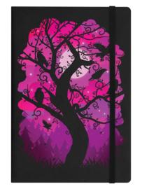 Notitieboek - Crow Arbor Silhouette - A5