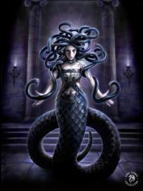 Anne Stokes - Serpents Spell - 30 x 40cm 3Dprint