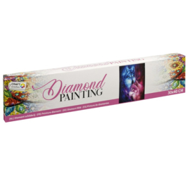 Diamond Painting - Wolven - Craft sensations
