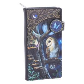 Embossed Portemonnee - Fairy Tales - Lisa Parker