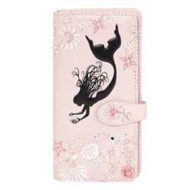 Portemonnee - Mermaid pink - Shagwear