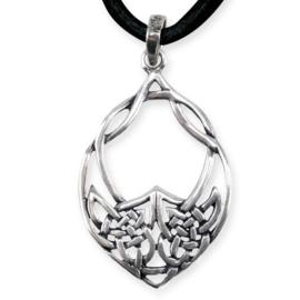 Hanger - Celtic Knot - 925 silver