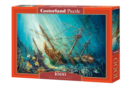 Puzzel - Ocean Treasure - Castorland