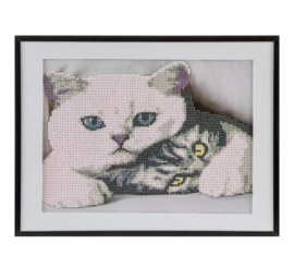 Diamond Painting - Kittens - Craft sensations