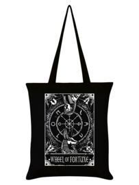 Tote bag - Deadly Tarot Wheel Of Fortune