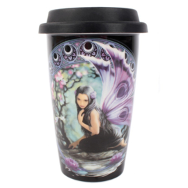 Travel mug - Naiad - Anne Stokes