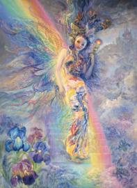 Puzzel - Iris, Keeper of the Rainbow - Josephine Wall