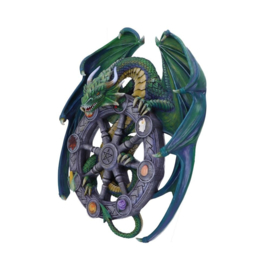 Year of the Magical Dragon - wandornament - 30cm