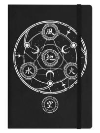 Notitieboek - Elysian Pentagram - A5