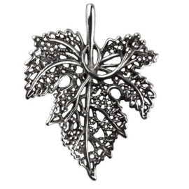 Hanger - Leaf - Stainless steel