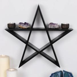 Wandkastje - Pentagram
