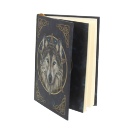 Embossed Journal The Wild One - Lisa Parker