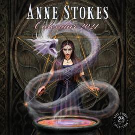 Anne Stokes kalender 2021 - General Art