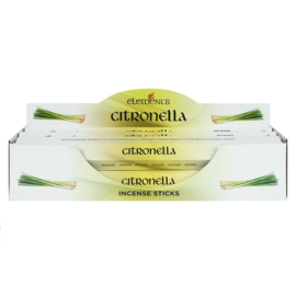 Wierook - Citronella - Elements