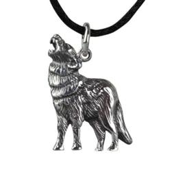 Hanger - Wolf - 925 silver
