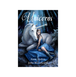 Unicorns - by Anne Stokes and John Woodward