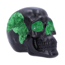 Schedel - Geode Green - 17cm