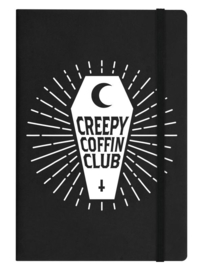 Notitieboek - Creepy Coffin Club - A5