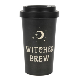 Travel mug - Witches Brew - Bamboo