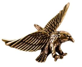 Eagle - hanger - Brons