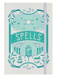 Notitieboek - Mystical Spells - A5