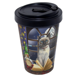 Travel mug - Hocus Pocus - Lisa Parker