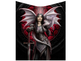 Fleece deken - Valour  - Anne Stokes