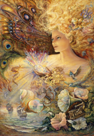 Puzzel - Crystal of Enchantment - Josephine Wall