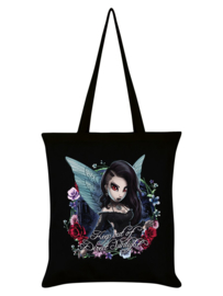 Tote bag - Hexxie Darla Keep Out Of Direct Sunlight