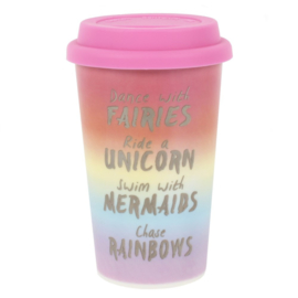 Travel mug - Rainbow