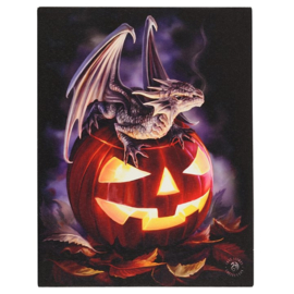 Canvas - Trick or Treat - Anne Stokes