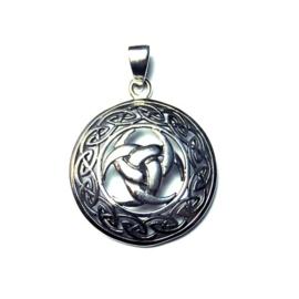 Celtic Circle - Sterling Zilver