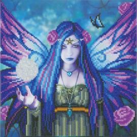 Crystal Art Kit - Mystic Aura - Anne Stokes