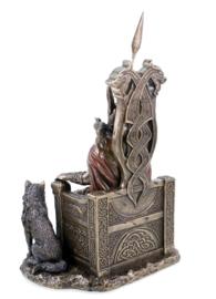 Odin - God van wijsheid - 22cm
