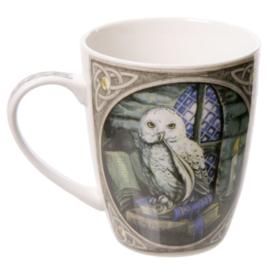 Mok - Snowy Owl - Lisa Parker