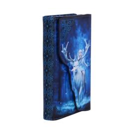 Embossed Portemonnee - Fantasy Forest - Anne Stokes