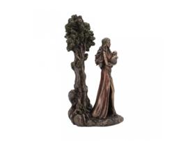Beeld Bronze - Danu - Mother of the Gods -  29,5cm