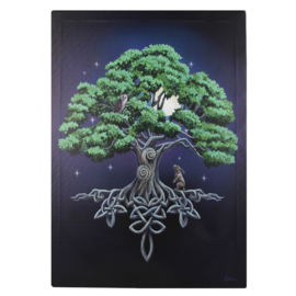Canvas 50x70cm  - Tree of Life - Lisa Parker