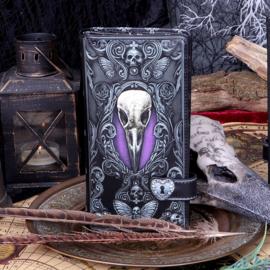 Embossed Portemonnee - Edgar's Raven - Nemesis Now