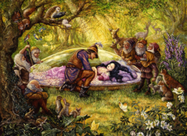 Puzzel - Snow White - Josephine Wall