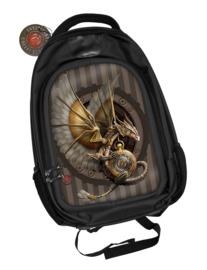 3D Rugtas - Clockwork Dragon - Anne Stokes