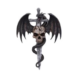 Spiral - Draco Skull - 36.5cm