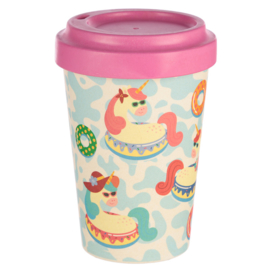 Travel mug - Tropical Unicorn