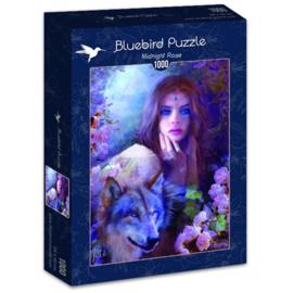 Puzzel - Midnight Rose